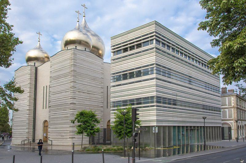 centre spirituel orthodoxe russie paris
